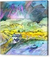 Scotland 21 Canvas Print