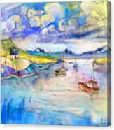 Scotland 26 Canvas Print