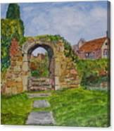 Scotney Castle Lamberhurst Kent Canvas Print