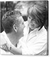 Scott And Sandi 2 Canvas Print