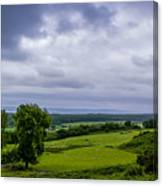 Scottish Countryside 1 Canvas Print
