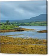 Scottish Cove Canvas Print