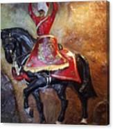 Scottish Monument Canvas Print