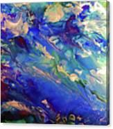 Sea Avalanche 5 Canvas Print