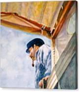 Sea Captain Canvas Print