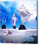 Sea Dancers Canvas Print