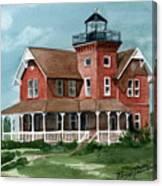 Sea Girt Lighthouse Canvas Print