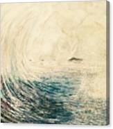 Sea Goddess  Canvas Print
