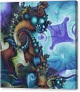 Sea Jewels Canvas Print