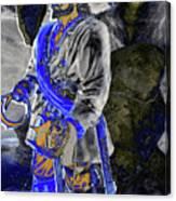 Sea King Canvas Print
