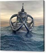 Sea Lab Canvas Print