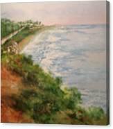 Sea Of Dreams Canvas Print
