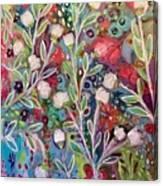 Sea Of Grace Canvas Print