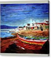 Sea Scape Canvas Print