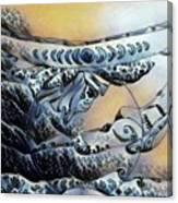 Sea Shaman Canvas Print