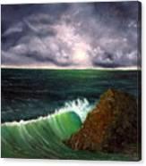 Sea Shine Canvas Print