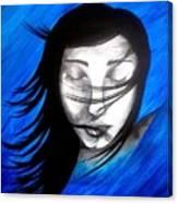 Sea Swept Canvas Print