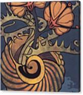 Sea Vase Canvas Print