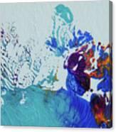 Seafloor Canvas Print