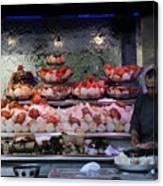 Seafood Restaurant 1 Canvas Print