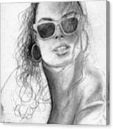 Seame Canvas Print