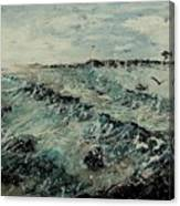 Seascape 459090 Canvas Print