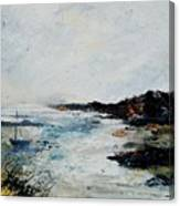 Seascape 68 Canvas Print