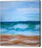 Seascape I Canvas Print