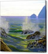 Seascape Study 7 Canvas Print
