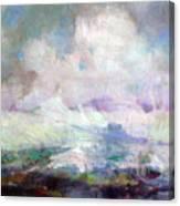 Seascape-Untitled Canvas Print