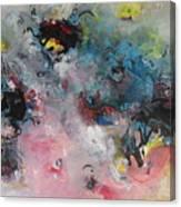 Seascape111 Canvas Print