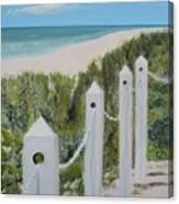 Seaside II Canvas Print