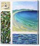 Seaside Memories Canvas Print