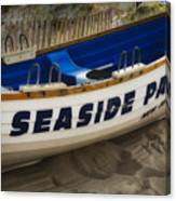Seaside Park New Jersey Canvas Print