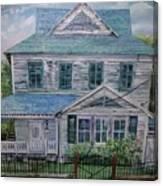 Seaside Retreat Canvas Print