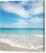 Seaside Serenity Canvas Print