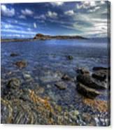 Seaside Snap Canvas Print
