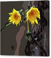Seasons Ending Canvas Print