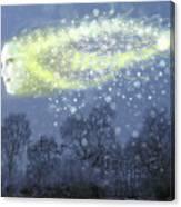 Seasons Winter Canvas Print