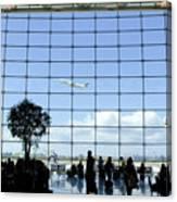 Seatac Airport K088 Canvas Print