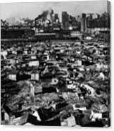 Seattle: Hooverville, 1933 Canvas Print