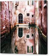 Secluded Venice Canvas Print