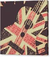 Second British Invasion Canvas Print