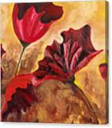 Second Passion Canvas Print