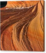 Second Wave, Coyote Buttes North Canvas Print