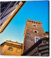 Secrets Of Italy  Canvas Print