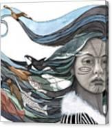 Sedna Canvas Print
