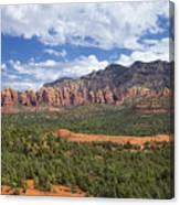 Sedona Arizona Landscape Canvas Print