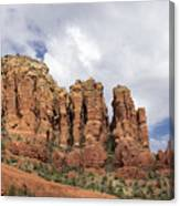 Sedona Arizona Red Rocks Canvas Print