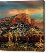 Sedona Dawn Canvas Print